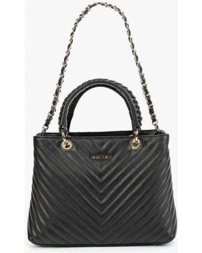 Кожаная сумка - черная Bosccolo