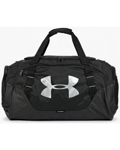 Спортивная сумка кожаная текстильная Under Armour