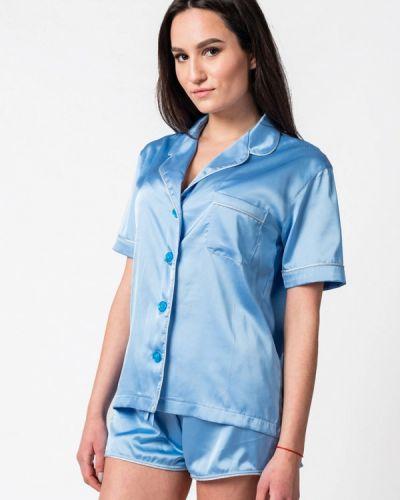 Голубая пижама Jungle