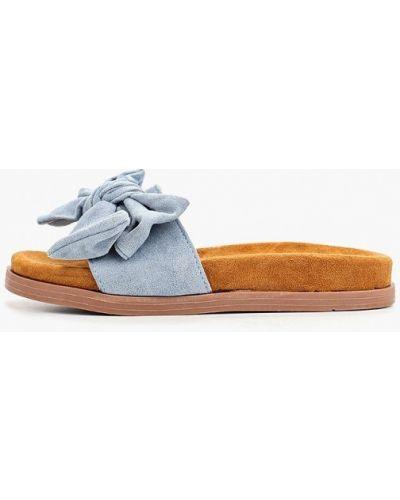 Сабо замшевые Style Shoes