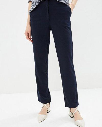 Синие классические брюки Sela
