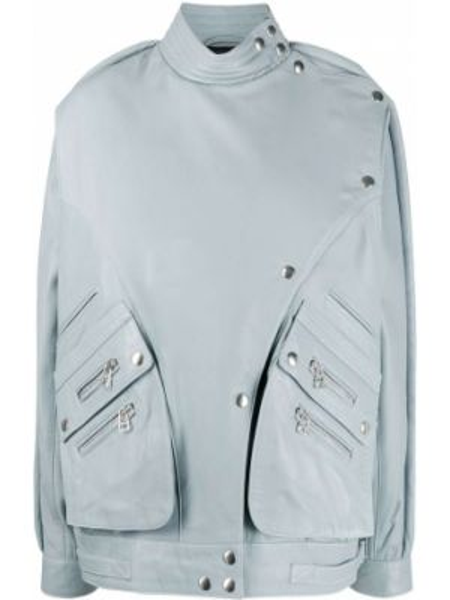 Куртка байкерская на молнии Faith Connexion