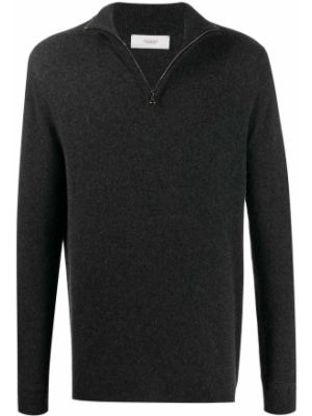 Кашемировый свитер - серый Pringle Of Scotland