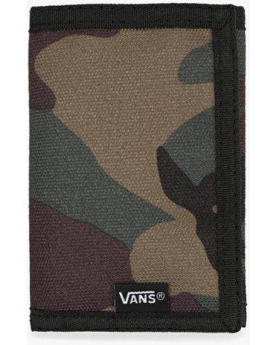Кошелек текстильный Vans