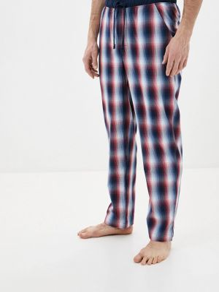 Синие домашние брюки Marks & Spencer
