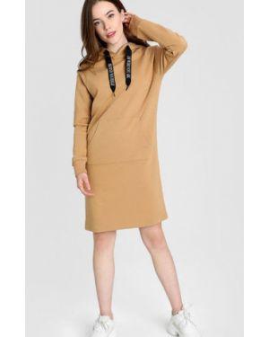 Платье с капюшоном платье-толстовка Ostin