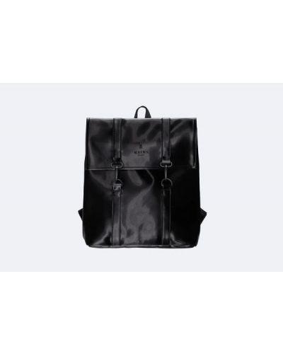 Klasyczny plecak - czarny Rains