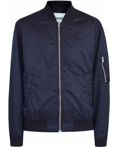 Куртка на резинке на молнии Kenzo