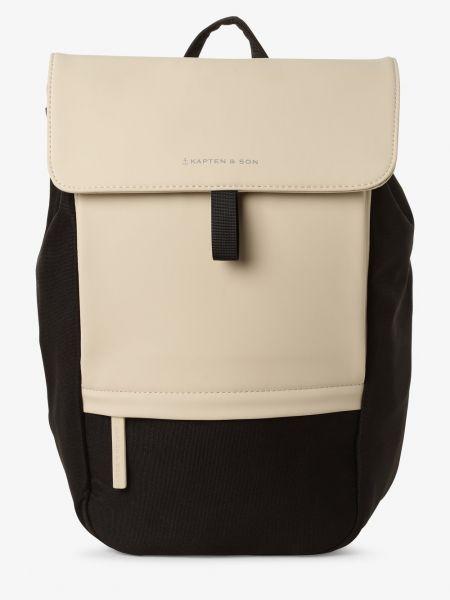 Beżowy plecak Kapten & Son