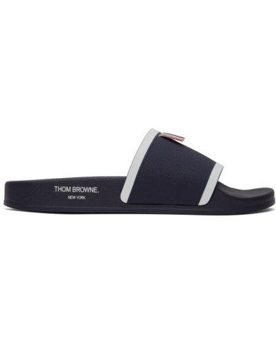 Sandały na basen biały Thom Browne