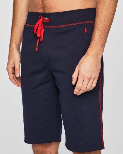 Шорты пижамные на резинке Polo Ralph Lauren