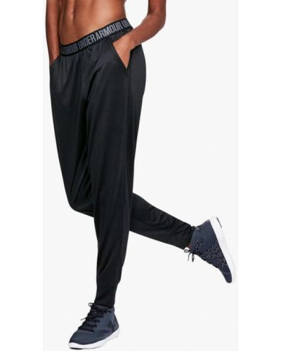 Спортивные брюки весенний черные Under Armour