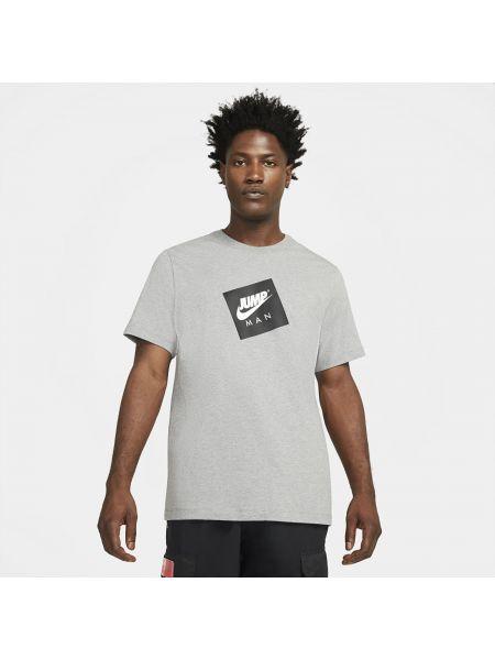 T-shirt, czarny Jordan