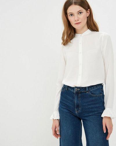 Белая блузка с длинным рукавом Compania Fantastica