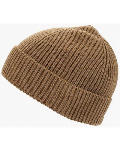 Коричневая шапка осенняя Befree