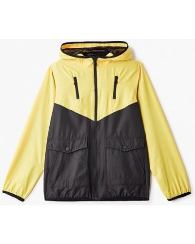 Куртка весенний желтый Brave Soul