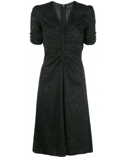 Платье на пуговицах с цветочным принтом Jill Jill Stuart