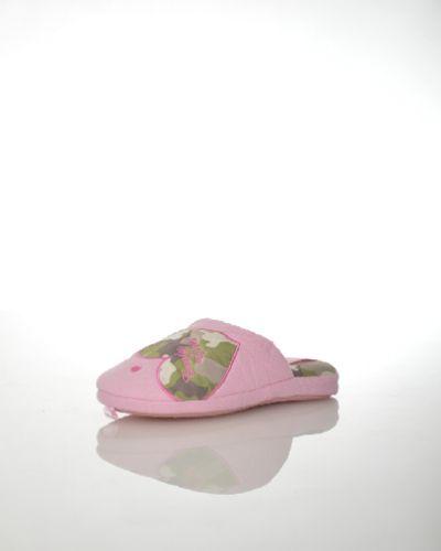 Тапочки розовый итальянские De Fonseca