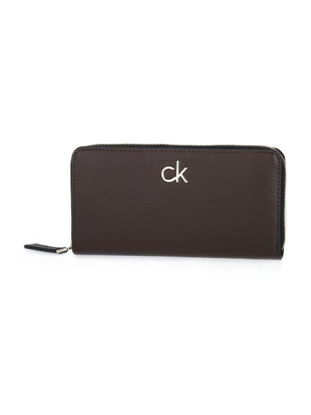 Portfel - czarny Calvin Klein
