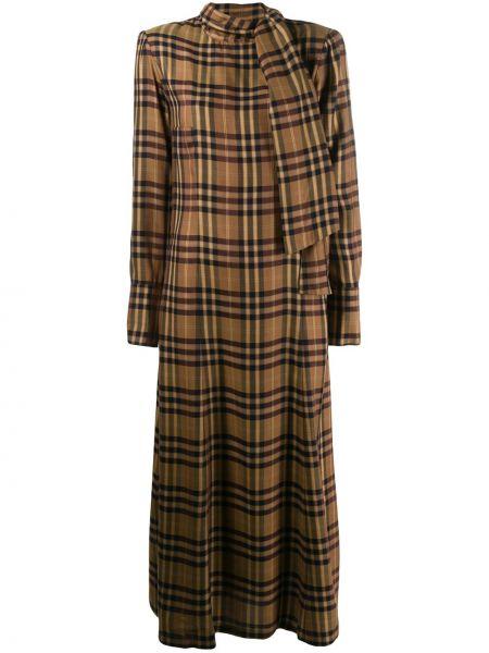 Платье макси длинное A.f.vandevorst