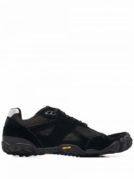 Czarne buty sportowe z siateczką Suicoke
