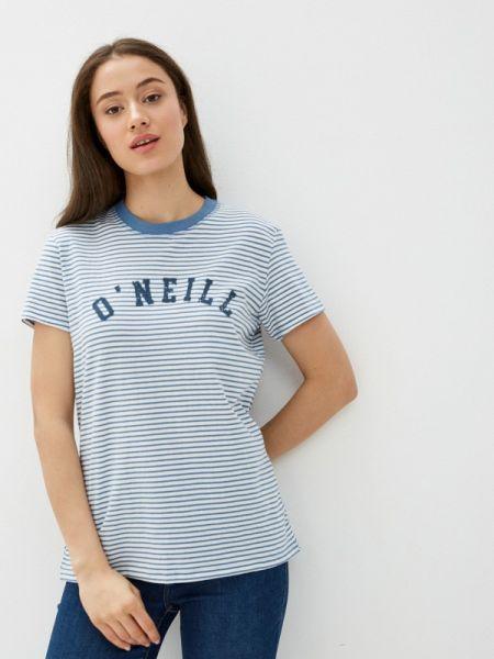 Рубашка белая футбольный O`neill