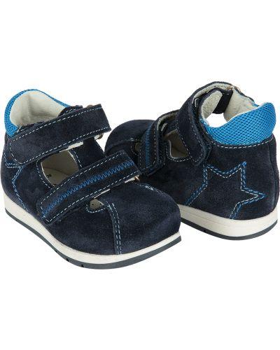 Туфли синие всесезонный котофей