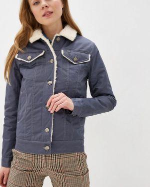 Синяя джинсовая куртка Dasti