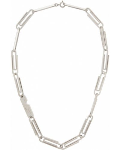 Biały szorty metal Off-white