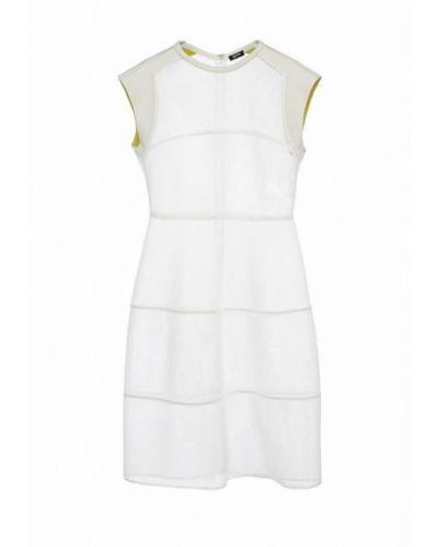 Белое платье Jil Sander Navy