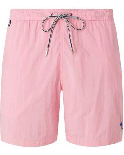 Różowe spodnie Zeybra