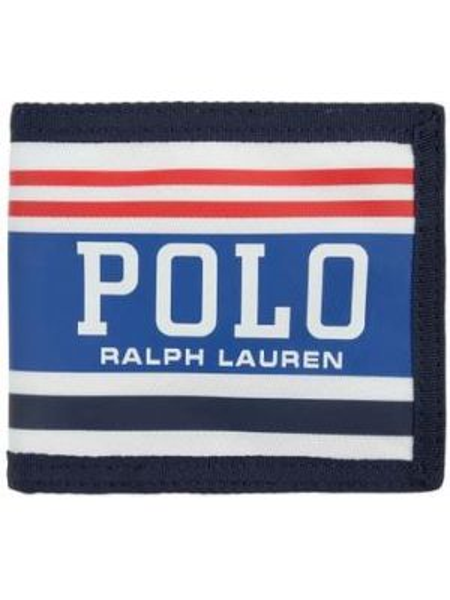 Portfel włókienniczy na monety Polo Ralph Lauren