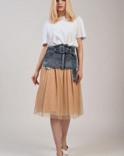 Хлопковая юбка Twin-set
