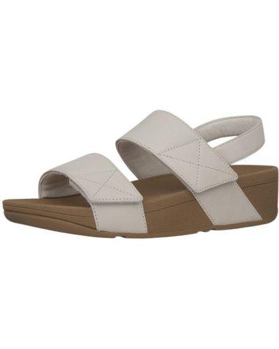 Sandały skorzane Fitflop