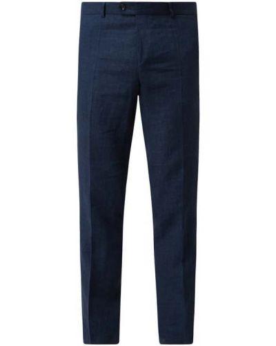 Niebieskie spodnie Carl Gross
