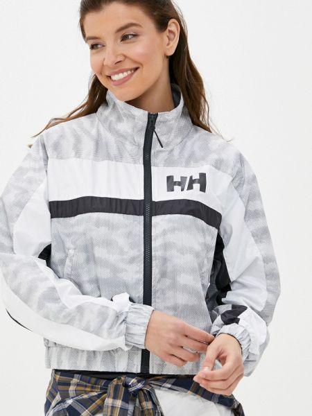 Куртка весенняя серая Helly Hansen