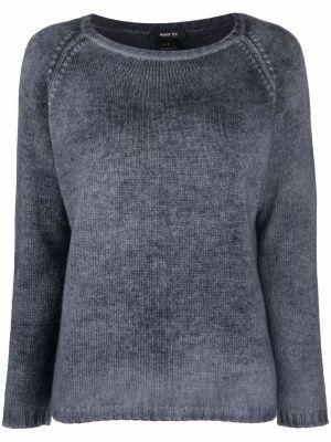 Кашемировый свитер - синий Avant Toi