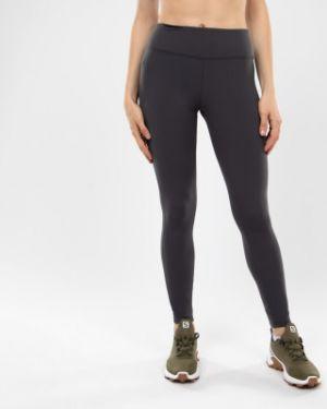 Спортивные брюки утепленные кожаные Salomon
