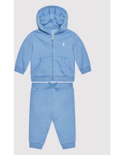 Dres - niebieski Polo Ralph Lauren