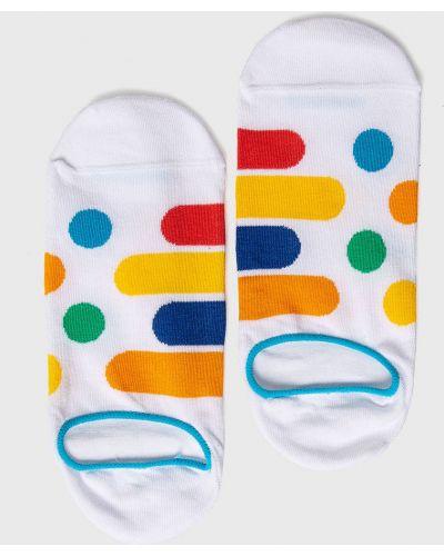 Белые носки More