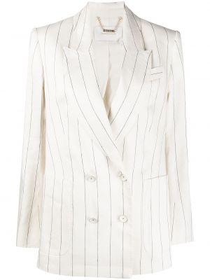 Удлиненный пиджак двубортный с карманами на пуговицах Zimmermann