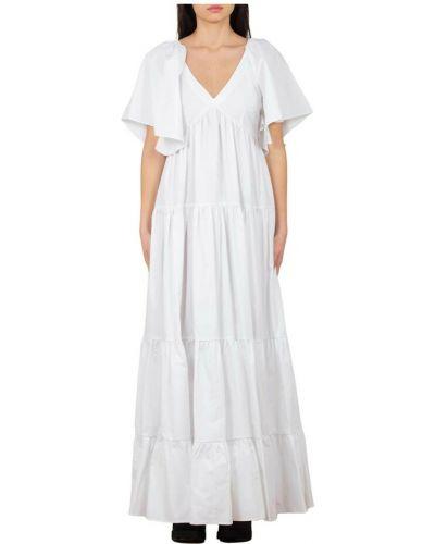 Biała sukienka Suoli