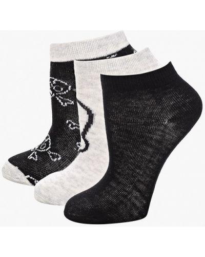 Носки черные серые Infinity Kids