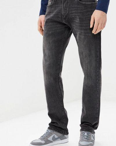 Серые прямые джинсы Gap