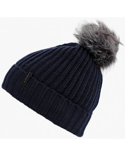Синяя шапка осенняя Icepeak