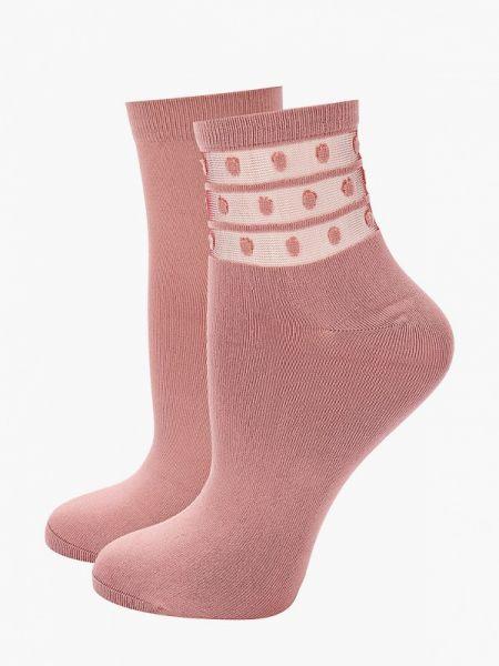 Колготки розовый Dim