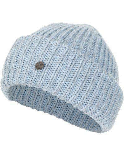 Вязаная шапка зимняя шерстяная Satila