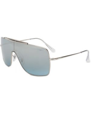 Солнцезащитные очки с градиентом серебряный Ray-ban