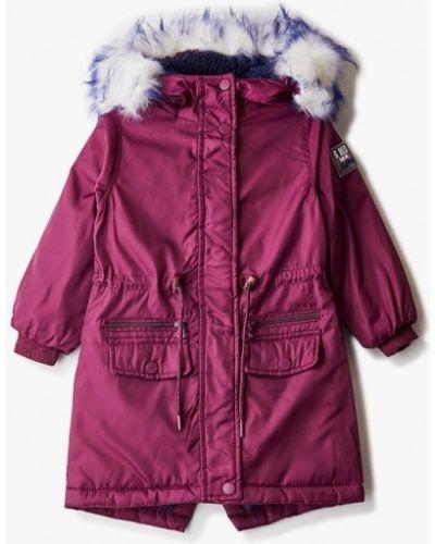Красная куртка Acoola