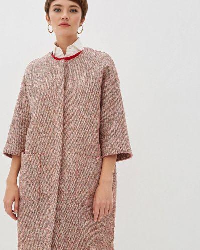 Пальто демисезонное розовое Max&co